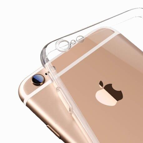 Apple iPhone Hülle Case mit Kameraschutz Silikon Case Schale Etui Bumper Schutz Hülle Cover Protection