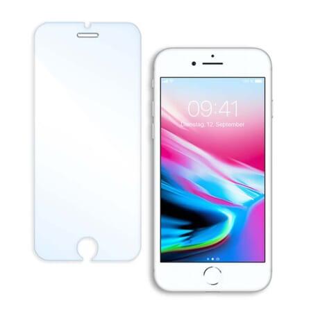 Apple iPhone 8 Panzerglas Display Schutz Folie Plus Echtglas 9H Panzerfolie