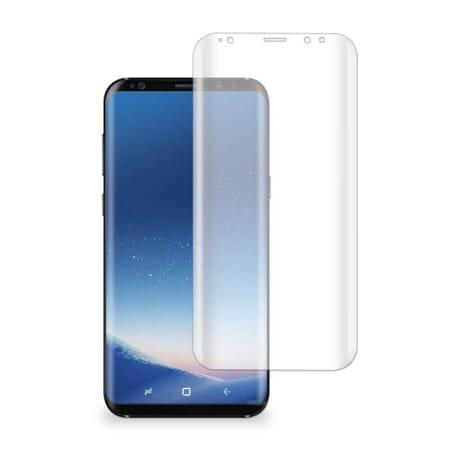 2x Panzerfolie für Samsung Galaxy S8 Displayschutz Curve Folie Film Sticker