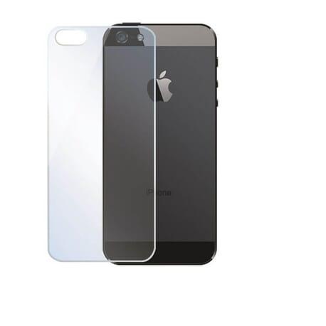 Apple iPhone SE Rückseite Panzerglas Handy Schutz Glass 9H Panzerfolie