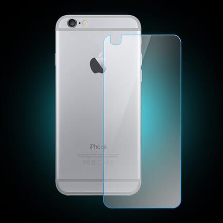 Apple iPhone 6 / 6s Rückseite Panzerglas Handy Schutz Glass 9H Panzerfolie