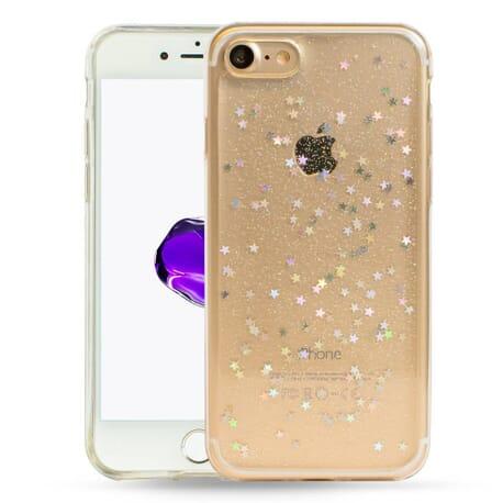 Silikon Hülle für Apple iPhone 7 Staubschutz Kappe Cover Kamera Schutz Case
