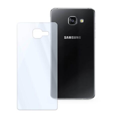 Samsung A5 2016 Rückseite Panzerglas Handy Schutz Glass 9H Panzerfolie