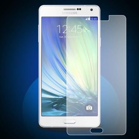Samsung Galaxy A7 (2015) Panzerglas Schutzglas Schutzfolie Panzerfolie Glas Echt