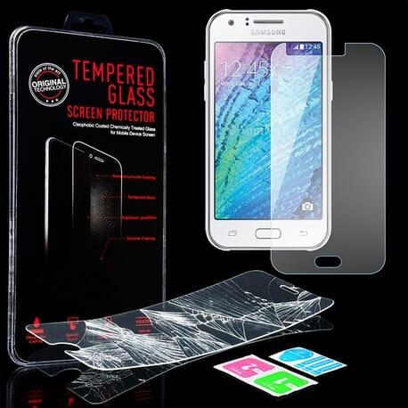 Panzerglas für Samsung Galaxy J1 (J100F) Schutzglas Schutzfolie Panzerfolie Glas Echt